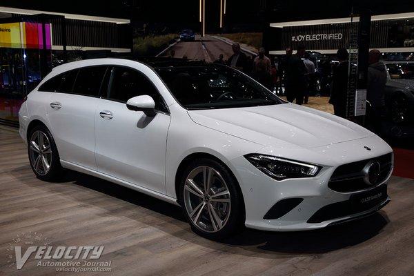 2020 Mercedes-Benz CLA-Class Shooting Brake