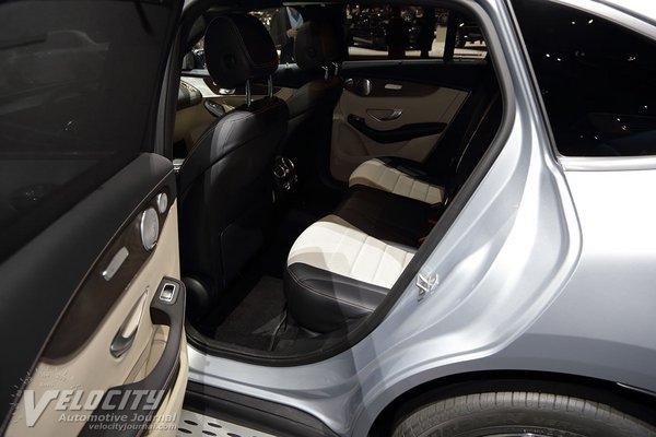 2020 Mercedes-Benz EQC Interior