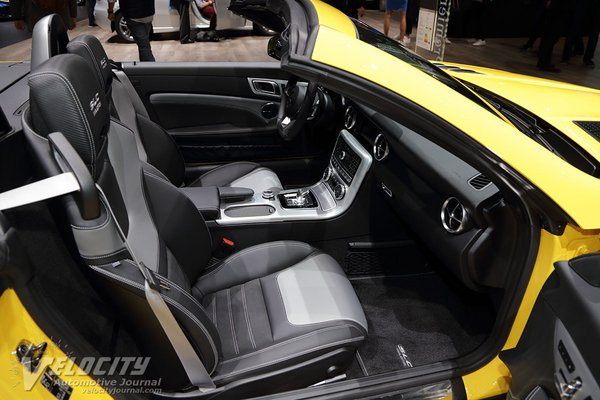 2020 Mercedes-Benz SLC-class SLC Final Edition Interior