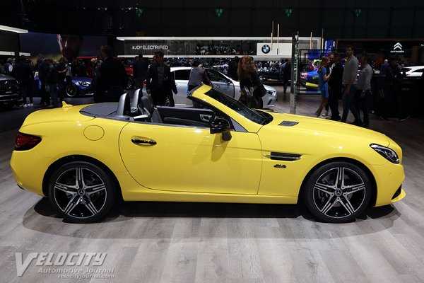 2020 Mercedes-Benz SLC-class SLC Final Edition