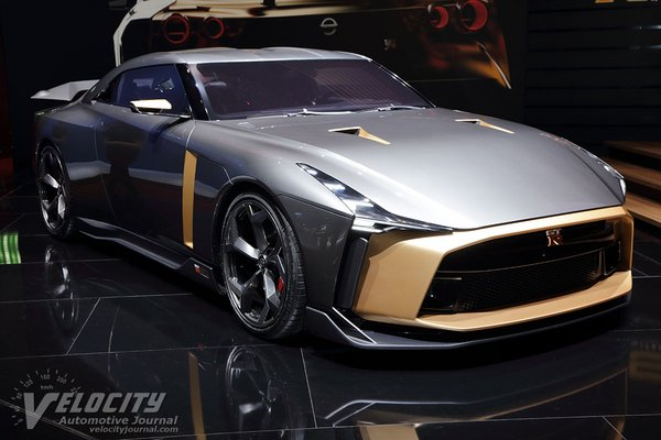 2018 Nissan GT-R50 by Italdesign