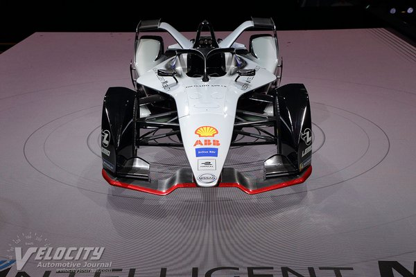 2019 Nissan Formula E