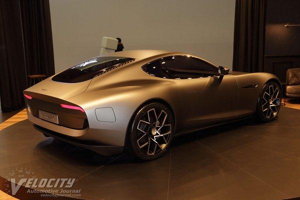 2019 Piech Automotive Piech Mark Zero