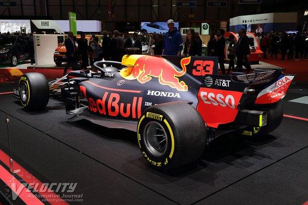 2019 Red Bull Racing Aston Martin Red Bull F1