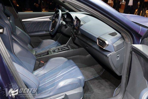 2019 Seat Cupra Formentor Interior