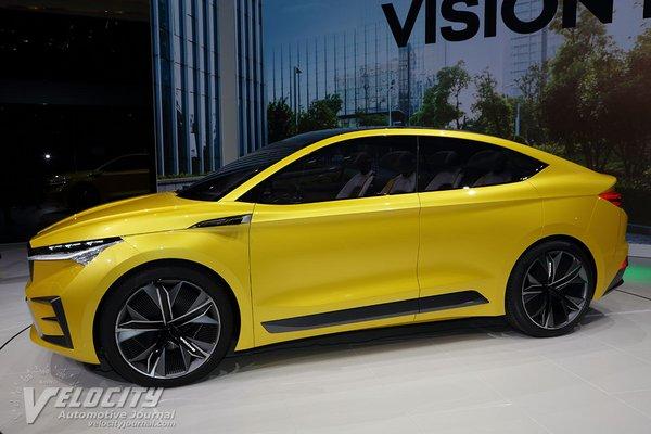 2019 Skoda Vision iV