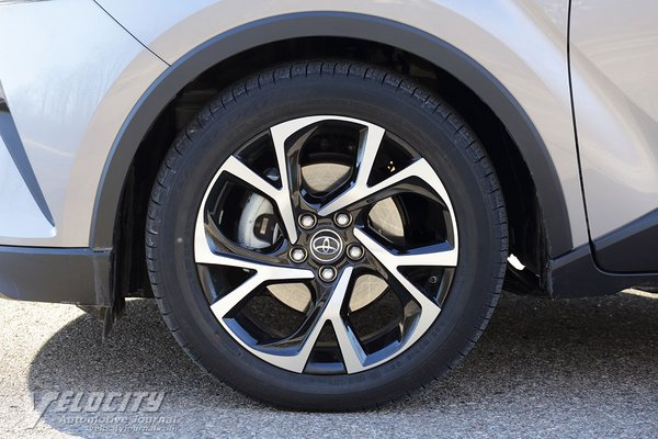 2019 Toyota C-HR Wheel