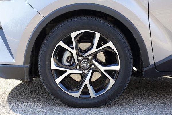 2019 Toyota C-HR Wheel