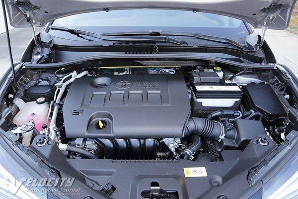 2019 Toyota C-HR Engine