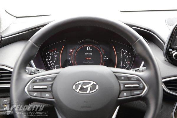 2019 Hyundai Santa Fe Instrumentation