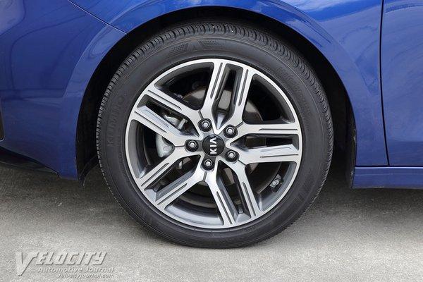 2019 Kia Forte EX Wheel