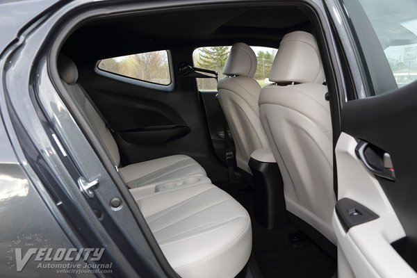 2019 Hyundai Veloster Ultimate Interior