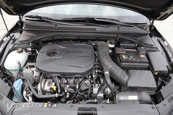 2019 Hyundai Veloster Ultimate Engine