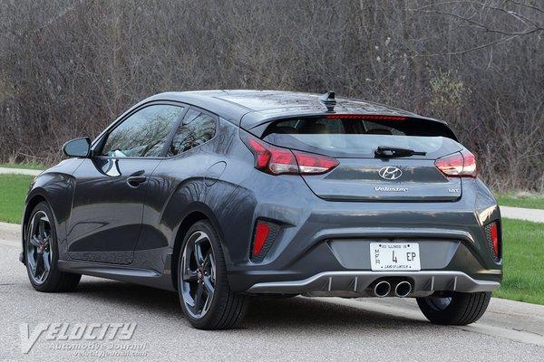 2019 Hyundai Veloster Ultimate