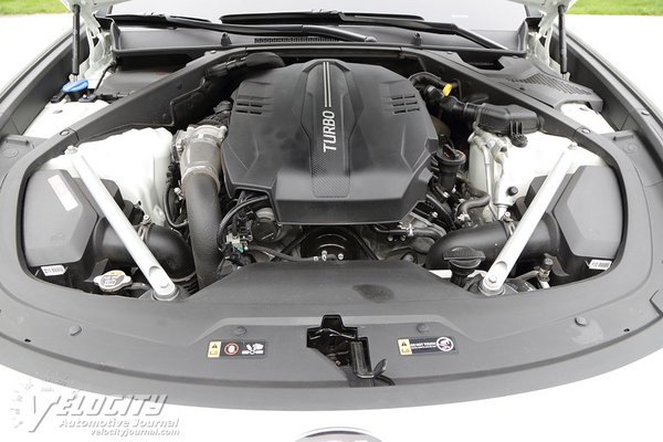 2019 Kia K900 Engine