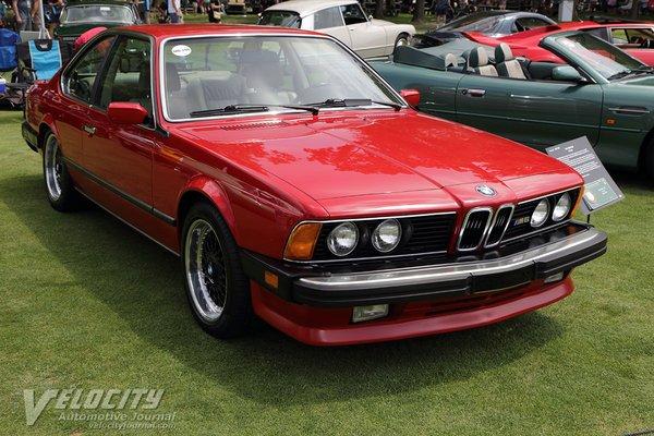 1987 BMW 6 Series M6