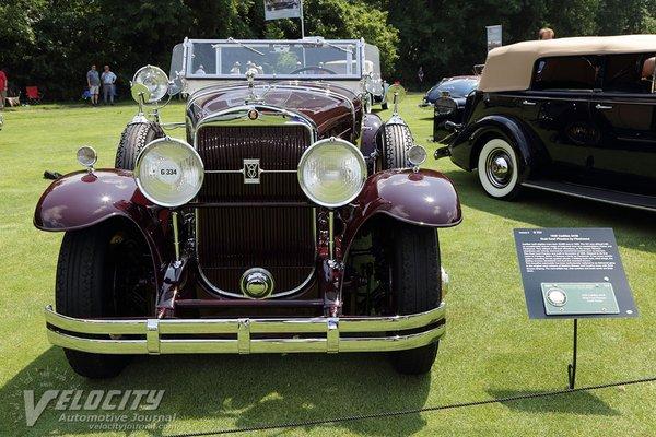 1929 Cadillac Dual Cowl Phaeton