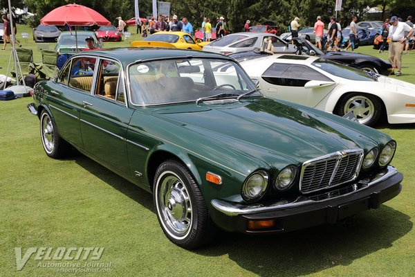 1978 Jaguar XJ6L