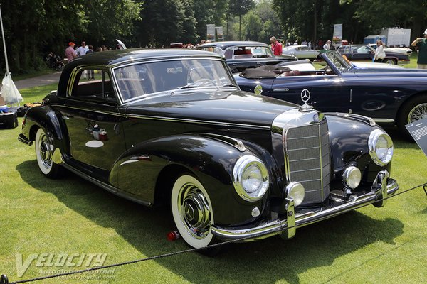 1956 Mercedes-Benz 300S coupe