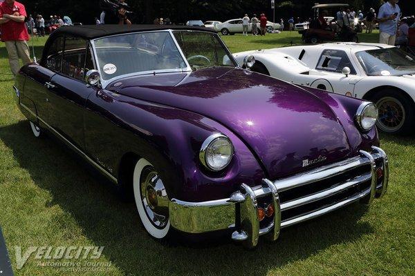 1952 Muntz Jet convertible