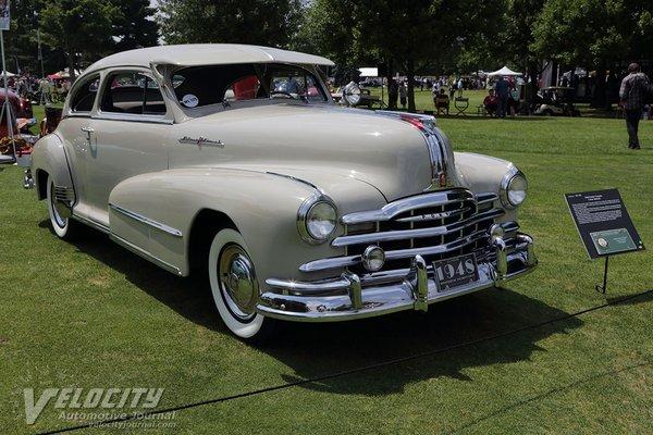 1948 Pontiac Torpedo Six