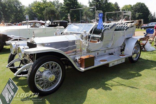1909 Rolls-Royce Silver Ghost Roi des Belges by Barker