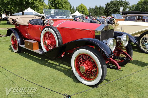 1913 Rolls-Royce Silver Ghost by Maythorne & Sons