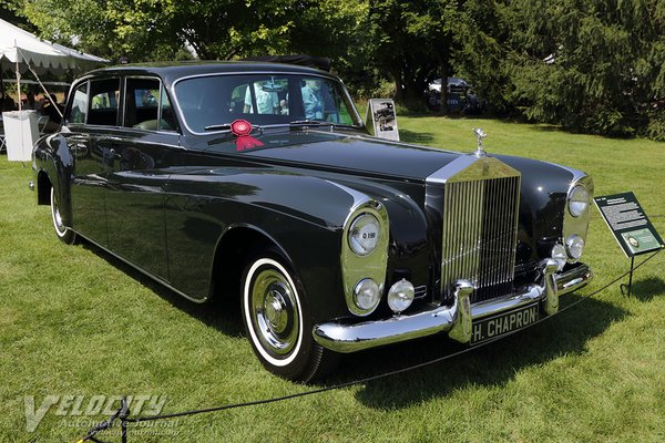 1961 Rolls-Royce Phantom V Touring Limousine by Chapron