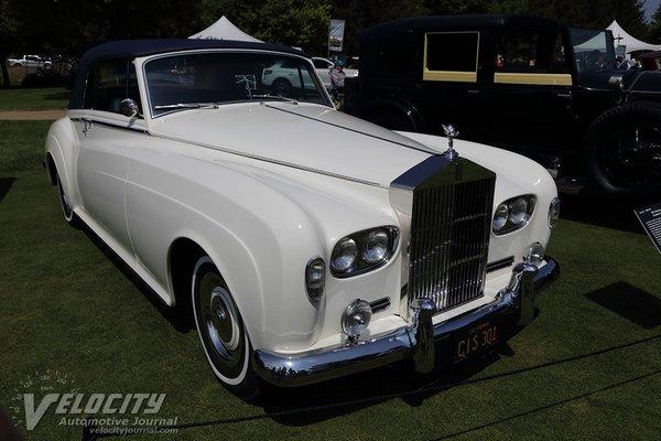 1963 Rolls-Royce Silver Cloud III Drophead Coupe by H.J. Mulliner