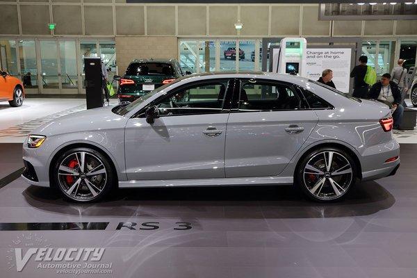 2020 Audi RS3 Sedan