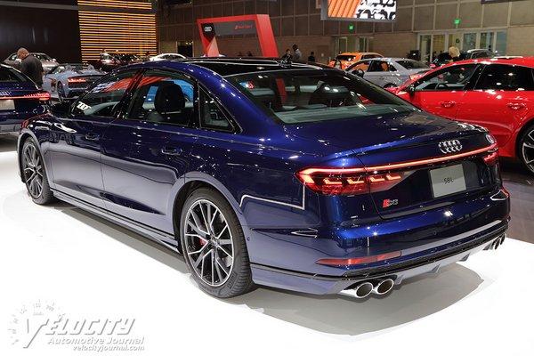2020 Audi S8 L