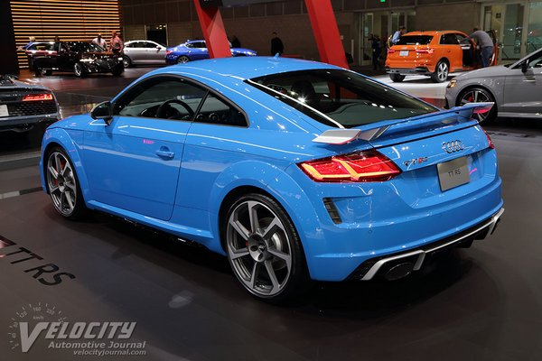 2020 Audi TT RS coupe
