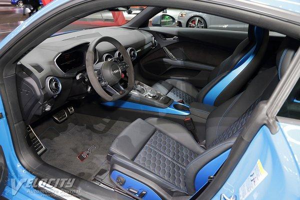 2020 Audi TT coupe Interior
