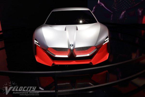 2019 BMW Vision M Next