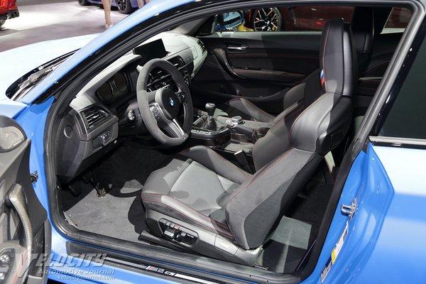 2020 BMW 2-Series M2 CS Coupe Interior