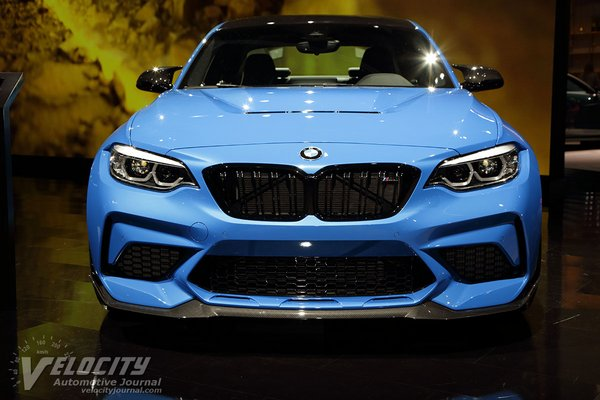 2020 BMW 2-Series M2 CS Coupe