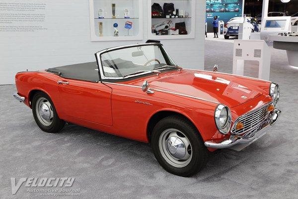 1964-1966 Honda S600 Roadster