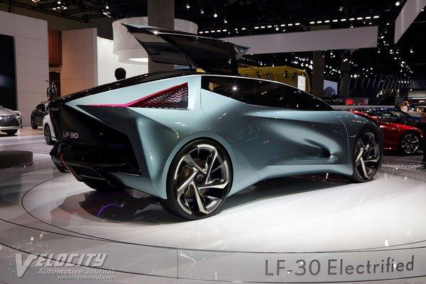 2019 Lexus LF-30