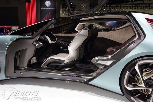 2019 Lexus LF-30 Interior