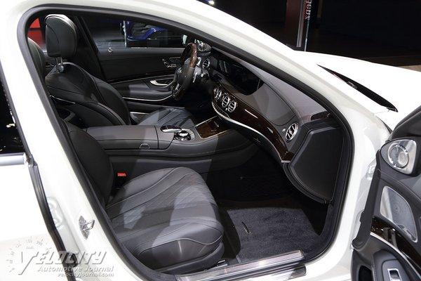 2019 Mercedes-Benz S-Class S 560 Interior