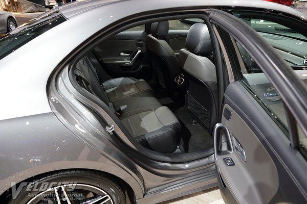 2020 Mercedes-Benz A-Class A220 sedan Interior