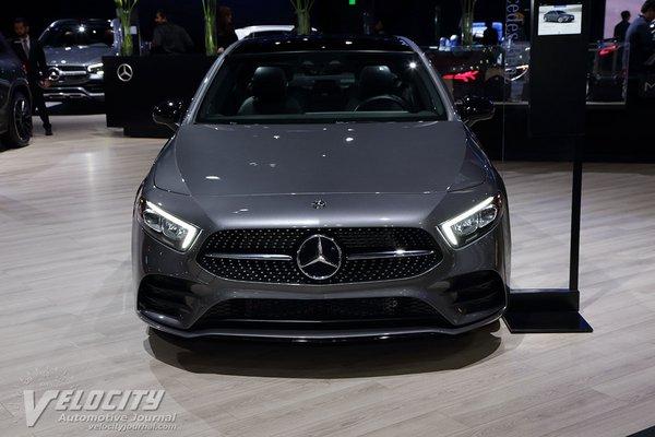 2020 Mercedes-Benz A-Class A220  sedan