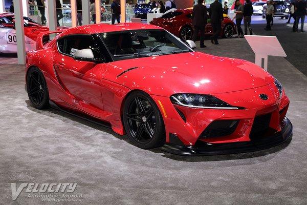 2019 Toyota GR Supra Heritage Edition