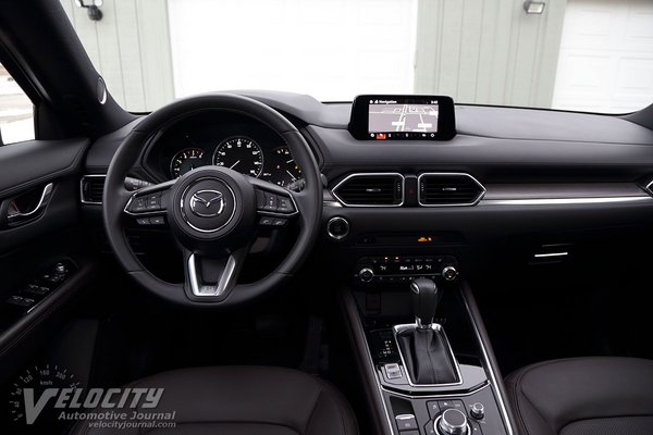 2019 Mazda CX-5 Signature Instrumentation