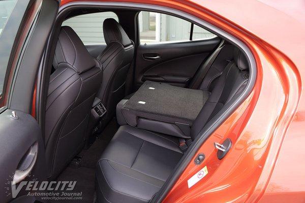 2019 Lexus UX200 F Sport Interior
