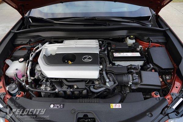 2019 Lexus UX200 F Sport Engine