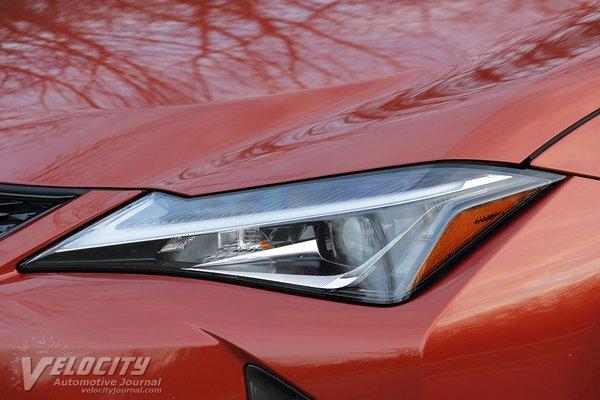 2019 Lexus UX200 F Sport