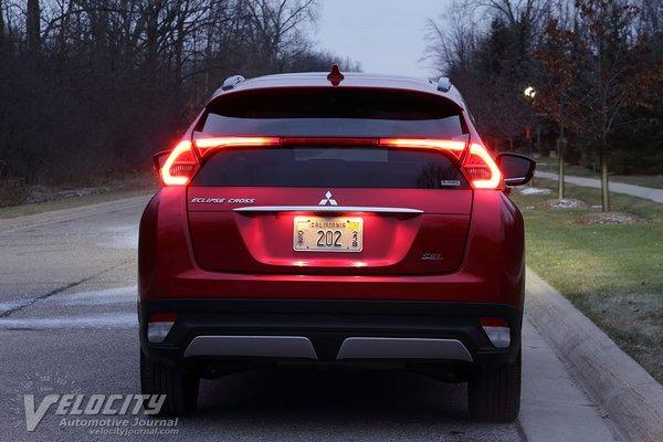 2020 Mitsubishi Eclipse Cross SEL