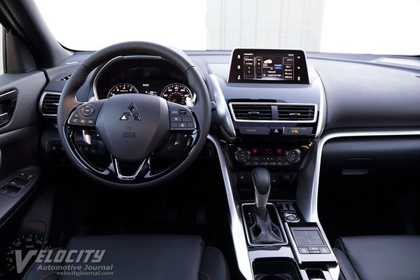 2020 Mitsubishi Eclipse Cross SEL Instrumentation