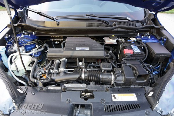 2020 Honda CR-V Touring Engine